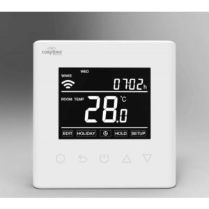 Wifi Touchscreen Thermo - White - £227