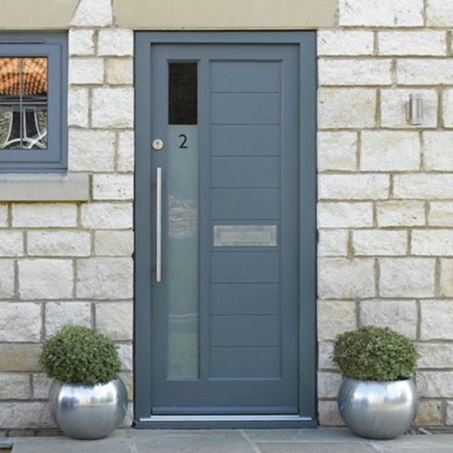 Menu Front Doors - 1