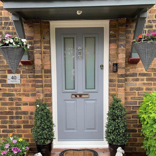 Menu - Traditional Front Door - 3