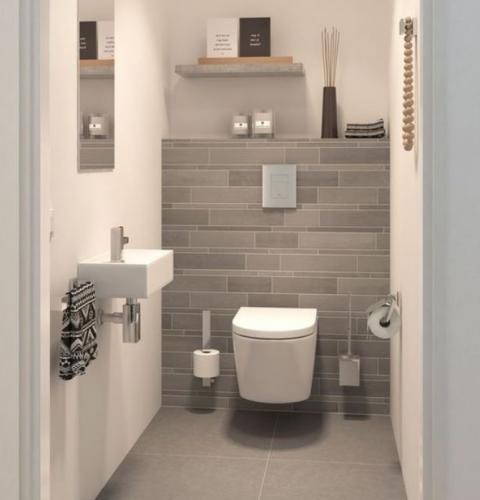 Small Bathroom Menu