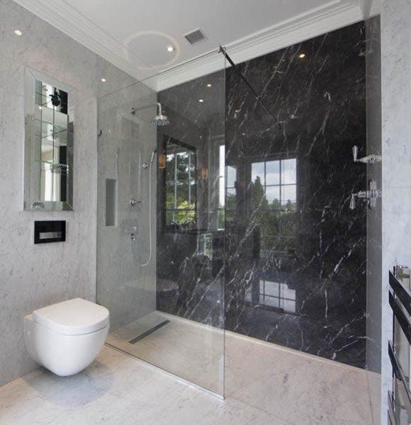 Wetroom Bathroom Menu