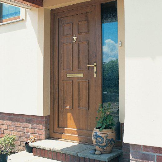 Menu Front Doors - 6
